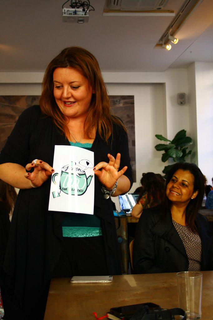 Blogger lunch aprile 6 - Simona Papaluca